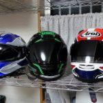 バイク用ヘルメット メジャーメーカー製品を使ってレビューして徹底比較