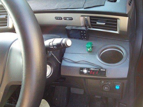 Pivot 3-drive α スロットル/クルーズコントローラーをつけてみた