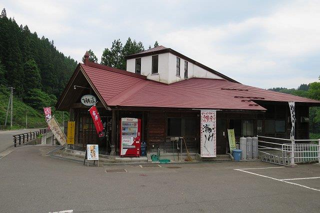 時間外の焼肉屋