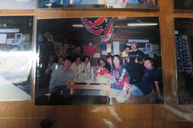 2003年のまさきちの写真