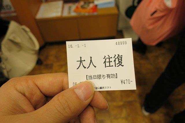 切符を購入
