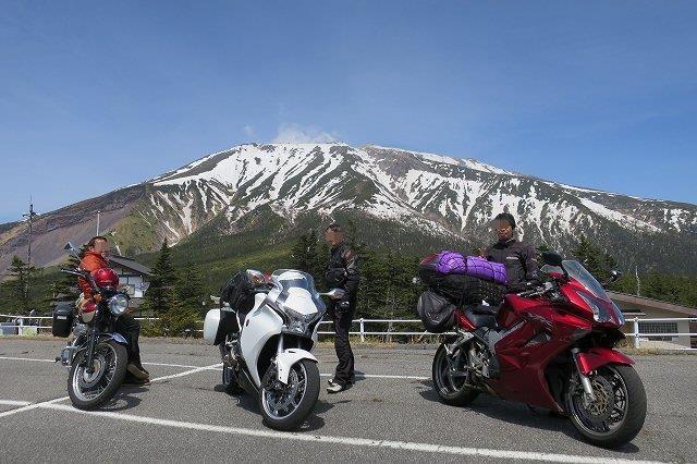御岳山に到着
