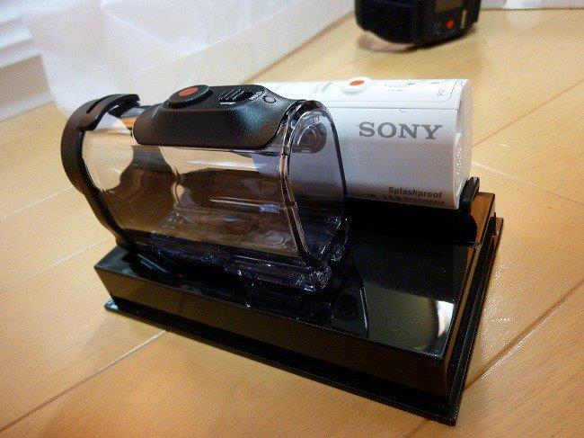 ウェアラブルカメラ SONY HDR-AZ1VRのレビュー!GoproHERO無印、SJ4000と比較