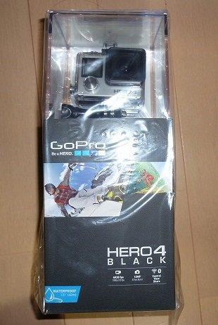 GoPro HERO4 BlackEdistionのレビュー!SJ5000Plus、HDR-AZ1、GoPro無印と簡単比較