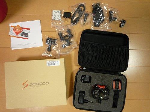 バイク用ドラレコの伏兵!安くて防水給電を備えたSoocoo S60のレビュー