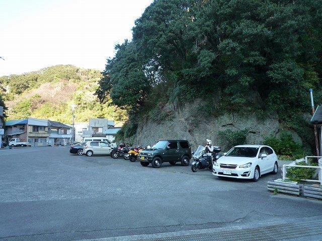 石廊崎駐車場
