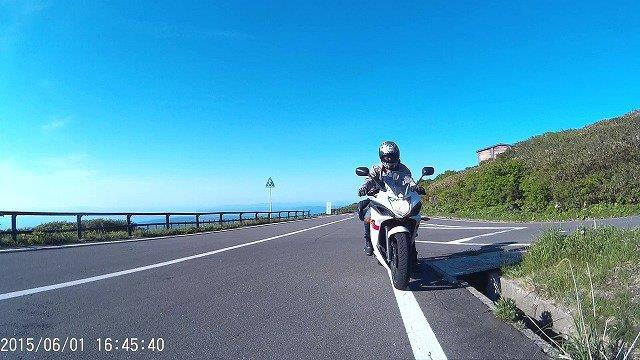 道と日本海