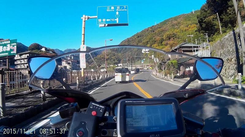 旧東海道の県道732号