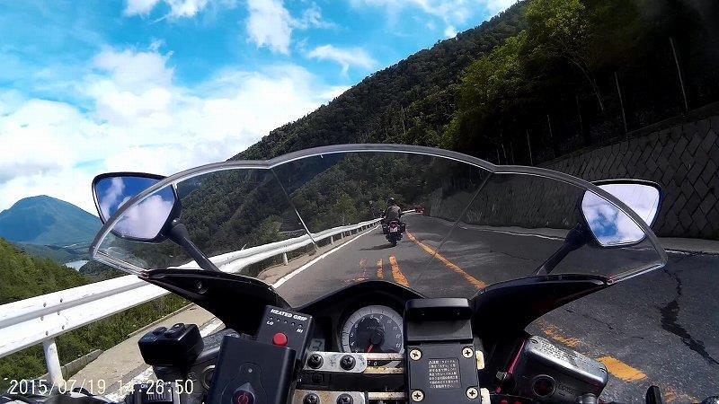 湯ノ湖と男体山