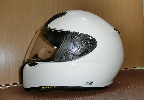 SHOEI スタンダード軽量ヘルメット RYD レビュー