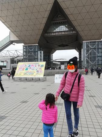 東京モーターサイクルショー 混雑具合は?子連れで行ける?車の駐車場は?