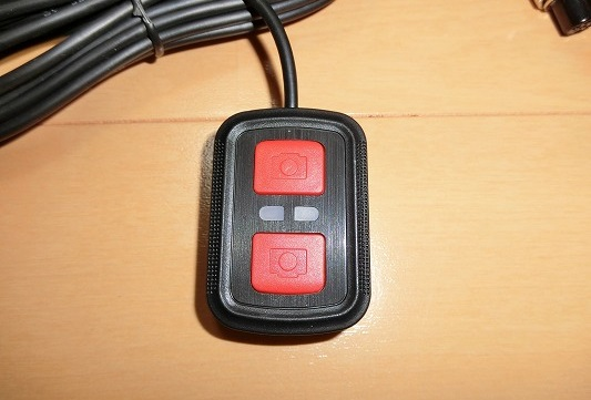 リモコンのボタン