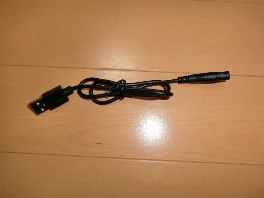 テスト用USBケーブル